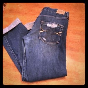 Abercrombie & Fitch Perfect Stretch Size 0